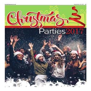 Christmas Parties 2017
