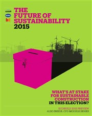 The Future of Sustainability - 20 February 2015