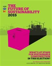 The Future of Sustainability - 20 February 2015