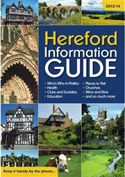 Hereford Info Guide