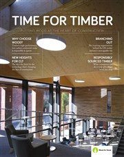 Time For Timber #1 - November 2014