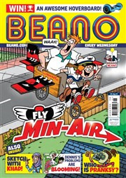 Beano latest cover