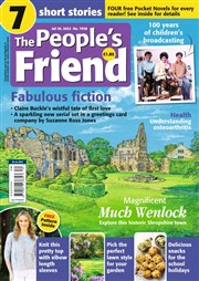 The People's Friend latest cover