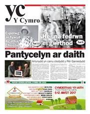 Y Cymro - Rhifyn Electroneg