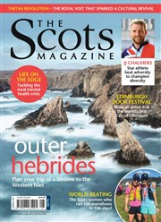 The Scots Magazine latest cover