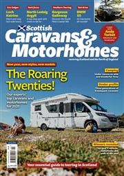 Scottish Caravans & Motorhomes latest cover