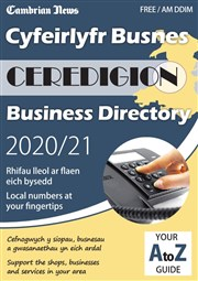 Business Directory 2015 - 2016