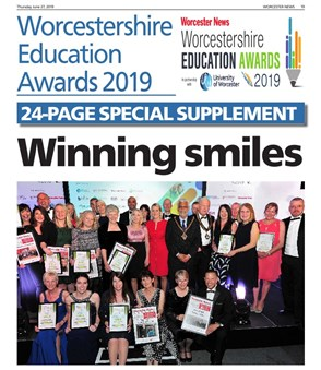 Awards Finalists Supplement may 23rd 2019