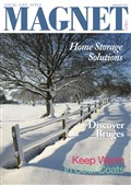 cover of January 2011 issue of Magnet magazine