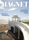 cover of March 2010 issue of Magnet magazine