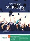 Ontario Scholars 2016