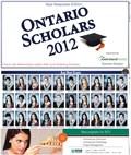 Ontario Scholars 2012 Ajax/Pickering