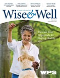 Wise and Well newsletter
