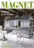 cover of March 2011 issue of Magnet magazine