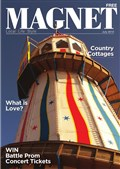 cover of June 2010 issue of Magnet magazine