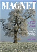 cover of January 2010 issue of Magnet magazine
