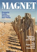 cover of May 2010 issue of Magnet magazine