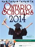 Ontario Scholars 2014  Ajax-Pickering