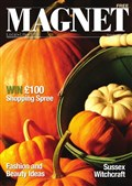 cover of October 2010 issue of Magnet magazine