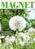cover of May 2011 issue of Magnet magazine