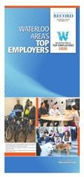Waterloo Wellington Regions' Top Employers