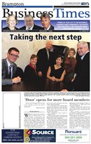 Brampton Business Times March 2013