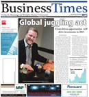 Business Times January 2015