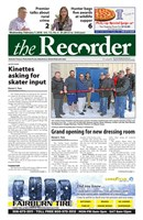 Tisdale Recorder 2018/02/07