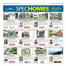 Spec Homes August 29 2015