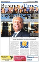 Brampton Business Times December 2011