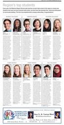 Regions Top Students 2017