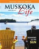 Muskoka Life August 2014