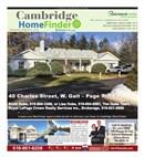 Cambridge Homefinder March 8