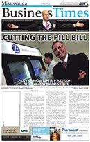 Mississauga Business Times Nov 2012
