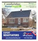 Cambridge Homefinder March 2
