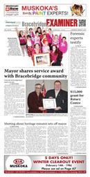 Bracebridge Examiner -feb13 2013