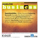 Hamilton Business October 2015