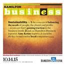 Hamilton Business October 2015
