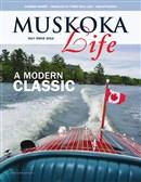 Muskoka Life July 2012