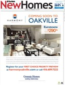 Mississauga New Homes January 31