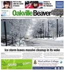Oakville Beaver Dec 27 2013