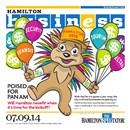 Hamilton Business July 2014