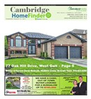 Cambridge Homefinder August 31
