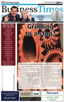 Mississauga Business Times April 2013