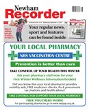 Newham Recorder Wrap