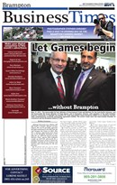 Brampton Business Times July 2013