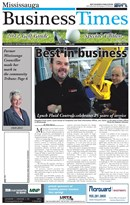 Mississauga Business Times April 2012