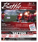 battle of Stoney Creek 2014
