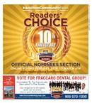 HCN Readers Choice Nominees 2015