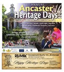 Ancaster Heritage 2015